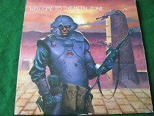 VARIOUS.. Welcome To The Metal Zone (Yugo White Label)