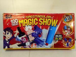 Ideal Magic Spectacular magic Show Toy Set gm1521