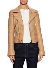 NWT Balenciaga Leather Biker Jacket
