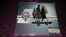 Ghetto People / Those were the Days - Maxi CD