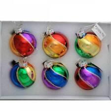 Christmas Pride Rainbow Ornaments Gay Pride Rainbow Beach Balls