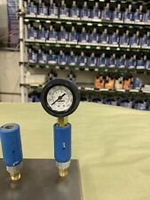 Devilbiss HAV-501 Air Adjusting Regulator Valve with Pressure Gauge