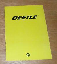 ** Volkswagen VW Beetle Brochure 1976 - 1200L **
