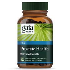 Prostate Health Gaia Herbs 60 VCaps