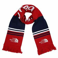 the north face KOREA 2018 Pyeongchang Winter Olympics Red Muffler Neck Warmer