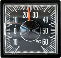 RICHTER Mini Bimetall Thermometer mit Magnethalter HR Art. 4527