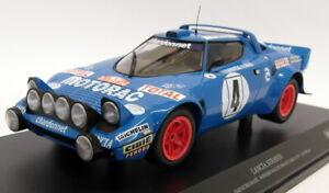 Minichamps 1/18 Scale Diecast - 155 791704 Lancia Stratos Monte Carlo 1979 Win
