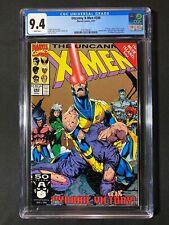 Uncanny X-Men #280 CGC 9.4 (1991)