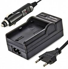 Ladegerät kompatibel für Canon LP-E8 inkl Auto Ladekabel Ladeschale austauschbar