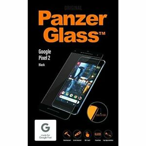 PanzerGlass Screen Protection for Google Pixel 2, Clear