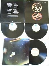 ELECTRIC LIGHT ORCHESTRA X 2 ELO 2 BEST OF ELO DOUBLE VINYL ALBUM EX