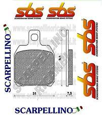 PASTICCHE FRENI SBS DUCATI HYPERMOTARD 796 cc 10-12 157HF -BRAKE PADS- 6561570