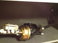 """1953-56 Ford F100 7"""" Brake booster & master cylinder frame mount pedal assembly"""