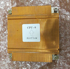 Genuine OEM Dell PowerEdge C1100 Processor Heatsink P/N: TV8HD 0TV8HD