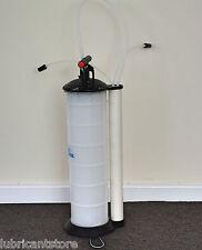 Mannol Pneumatic 7 Litre Air Car Engine, Brake, Gear Oil Fluid Extractor Pump