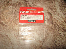 VINTAGE KYOSHO CONCEPT 30 HELICOPTER RC TAIL SHAFT BEARINGS H3047
