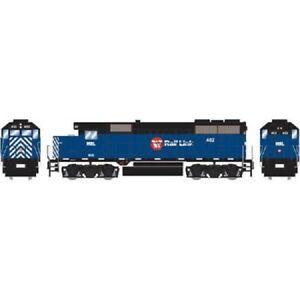 Montana Rail Link GP35 Locomotive #402 Standard DC HO - Roundhouse #RND12250