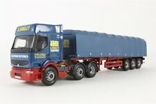 1/50 Renault Premium Trailer Hingley Transport Limited Edition. 1:50th. #12110 s