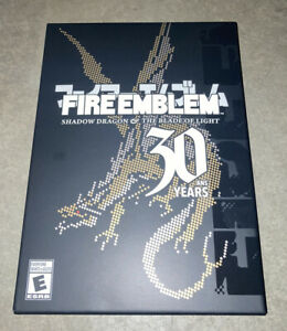 Fire Emblem 30th Anniversary Edition Nintendo Switch NEW FEDEX 2DAY *SHIPS NOW*