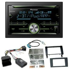 Pioneer FH-X730BT USB Bluetooth USB CD AUX Einbauset für Mercedes SLK R171