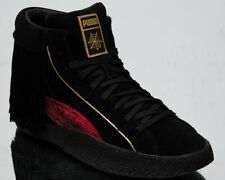 Puma x Charlotte Olympia Love Women's Black Red Gold Lifestyle Sneakers Shoes
