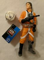 """Wedge Antilles STAR WARS 10"""" Vinyl Figurine Applause - NEW with tag"""