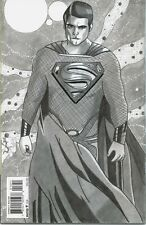 1)JUSTICE LEAGUE #16(3/13)BLANK VARIANT-w/SUPERMAN SKETCH(BATMAN/SUPERMAN)CGC IT