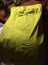 Victoria's Secret Bra Tops Tube Dress Pool Beach Cover Up Lime green  Size L
