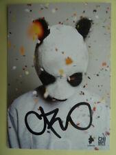 Cro - Musik - Autogrammkarte I