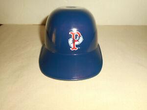 """Vintage Pawtucket Red Sox """"PAWS"""" Mini Batting Helmet McCoy Stadium Souvenir"""