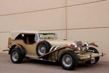 Oldtimer Automobile mit Benzin