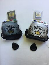 (2) Guitar Hero: On Tour Nintendo DS Games and Controllers