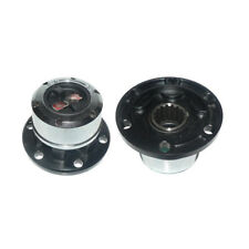 GLF 2Pcs Pair Free Wheel Hubs For Dodge Power WC50&60 WM 300 WC 56 57 59&M 37B1