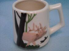 Moose Tracks Coffee Cup Mug Tea Cocoa