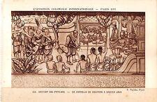 BT15148 De Cornelis de Houtman a Batntam java section des pays         Indonesia