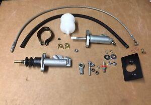 Ford Sierra/escort 4x4 Cosworth Complete Hydraulic Clutch Conversion Kit