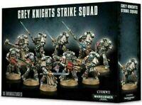 Grey Knights Strike Squad - Warhammer 40k - Brand New! 57-08