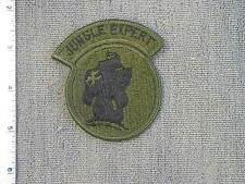 1968 TIOH sample, Jungle Expert School (Merrowered - no plastic) by Best Emb.