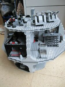 Lego Star Wars Death Star, incomplete, no box, manual or relevant figures