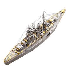DIY Nagato Class Battleship 3D Metal Puzzle Assembly Model Creative Toy