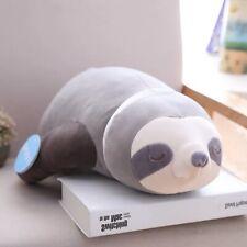 Large Three Toed Sloth Stuffed Plush Soft Animal Toy Adults Kid Gift Doll Pillow