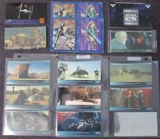 MASSIVE STAR WARS PROMO & SPECIAL CARD COLLECTION (176) MINT