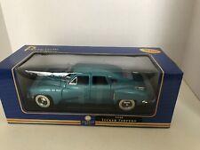American Mint 1948 Tucker Torpedo Premium Edition In Blue Metallic 3041119