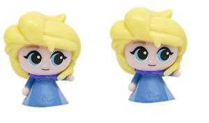 2 Disney Frozen Elsa Series Mashems fashems Chase Squishy Gift Toy Girls Squish