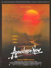 APOCALYPSE NOW REDUX Affiche Cinéma Originale ROULEE 53x40 Movie Poster COPPOLA