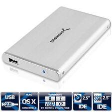 "Sabrent 2.5"" USB 2.0 IDE Hard Drive Enclosure SBT-ESU25 + 60GB (RF) Hard Drive"