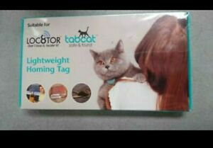 Tabcat Loc8tor Safe & Found Pet Tracking Cat tag Tracking System. FREE SHIP📬NEW