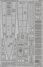 Eduard 531911/48 Ship- DKM Type VIIC U552 U-Boat Hull Pt.1 for Trumpeter