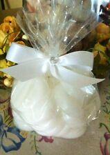 12 VANILLA CUPCAKE Wax Tarts Melts Handmade Strongly Scented Candle Wax WAFERS