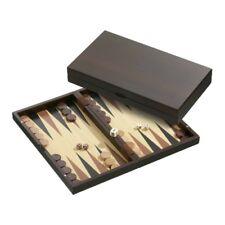 Backgammon - Cassette - Board - Wood - STANDARD